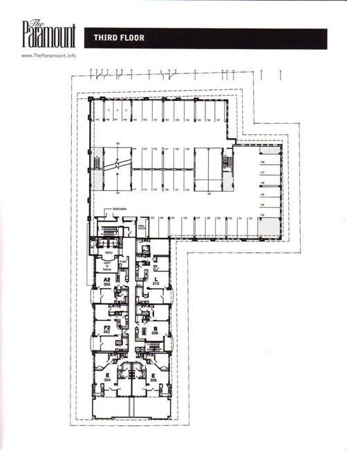 The Paramount - Third Floor