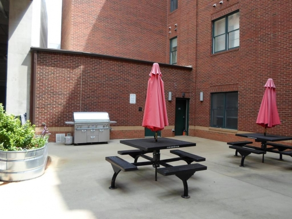 Grill and Picnic Area for Homeowners, Tenants and their guests.
