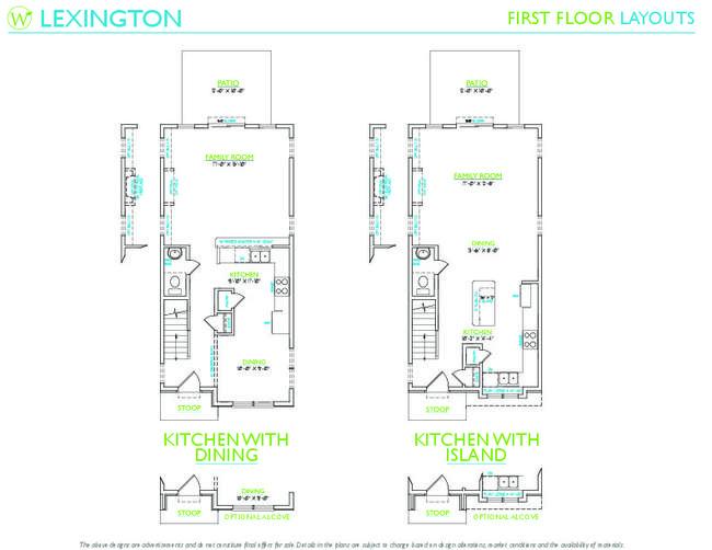 1_CATT_-_Building_9_-_Lexington_Townhomes_First_Level_Plans_-_lots_115_116_117_118.pdf[1]