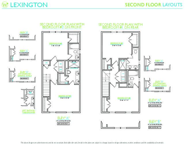 2_Catt_-_Building_9_-_Lexington_Townhomes_Second_Level_Floor_Plans_Lots_115_116_117_118.pdf[1]